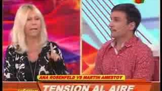 getlinkyoutube.com-cruce de Martín Amestoy con Ana Rosenfeld