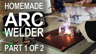 getlinkyoutube.com-Making an ARC Welder - Part 1 of 2