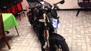 getlinkyoutube.com-Ducati street fighter 848