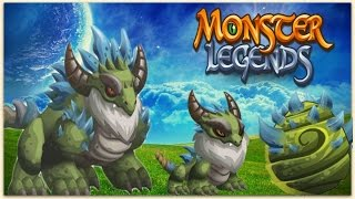getlinkyoutube.com-Monster Legends - Getting Dragonian Beast 100% (No Hack)