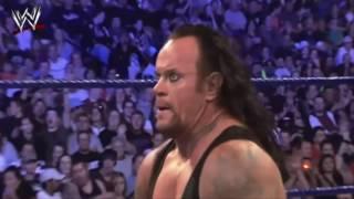 UNDERTAKER VS BIG SHOW WWE 2008 width=
