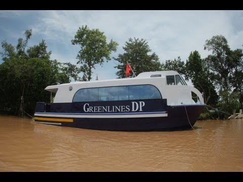 Tàu hai thân cao tốc đầu tiên tại Việt Nam (Catamaran)