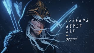 Legends Never Die (ft. Against The Current) | Worlds 2017 - League of Legends width=