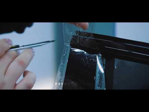 Prime Detailing. Защита пленкой кузова автомобиля Porsche Panamera