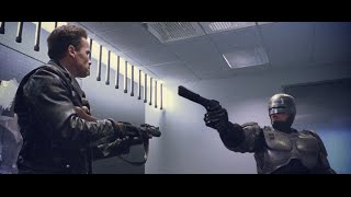 getlinkyoutube.com-RoboCop vs. Terminator - VHS Movie Trailer