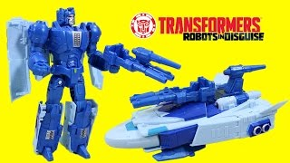 getlinkyoutube.com-Transformers Generations Scourge Frees Robots in Disguise Decepticons!