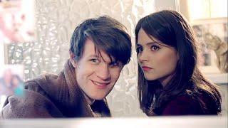 getlinkyoutube.com-The Doctor meets modern Clara - Doctor Who - The Bells of St John - Series 7 - BBC