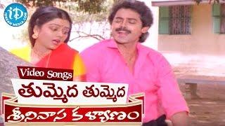 getlinkyoutube.com-Srinivasa Kalyanam Songs - Tummeda Tummeda Video Song || Venkatesh, Bhanupriya || K V Mahadevan