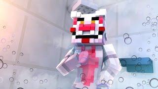 FOXY'S IN TROUBLE!! - Minecraft FNAF SISTER LOCATION MURDER - (Minecraft Minigame)