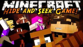 getlinkyoutube.com-Minecraft Hide and Seek : FIVE NIGHT'S AT FREDDY'S!