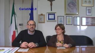 CONFERENZA STAMPA PRESENTAZIONE AVVIO RACCOLTA DIFFERENZIATA 21 12 2016
