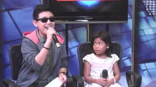 getlinkyoutube.com-Darren Espanto and Lyca Gairanod of The Voice Kids Philippines w/ Best of Friends