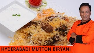 getlinkyoutube.com-Mutton Biryani Recipe, Hyderabadi Mutton Biryani, Lamb Biryani