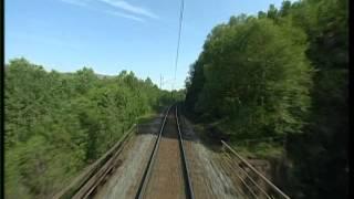 getlinkyoutube.com-World railways. Norway - Sweden. Narvik - Kiruna