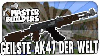 getlinkyoutube.com-DIE SCHÖNSTE AK47 DER WELT (NICHT) | MASTERBUILDERS MIT PETERLE | REWINSIDE