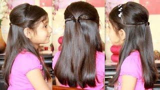 """getlinkyoutube.com-Party Hairstyle With """"MissAnand"""""""