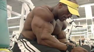 getlinkyoutube.com-IFBB Pro Bodybuilder Darrem Charles - Titan Part 5