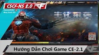 getlinkyoutube.com-Hướng dẫn tải và chơi game CF-Offline 2016 CE2.1 -Remod By NgocAnh || How to download CFCE 2.1 !
