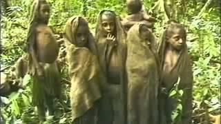 """getlinkyoutube.com-Impresionante reacción de tribu al primer contacto con la """"Civilización"""""""