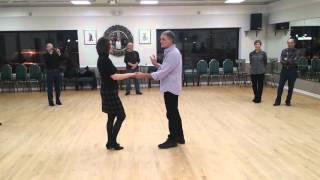 West Coast Swing Group Class Dec. 14th 2015