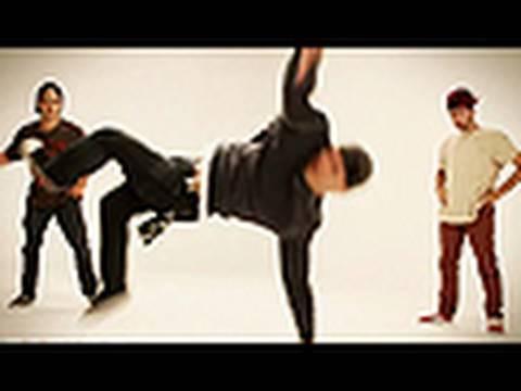 Dance Studio Choreography: B-boys & B-girls