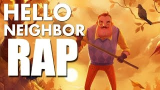 getlinkyoutube.com-HELLO NEIGHBOR RAP | ZARCORT Y PITER.G
