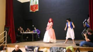 getlinkyoutube.com-Manga Var 2013- 05 - Aladdin - Ariel