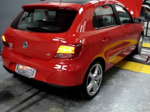 1º VW NOVO GOL G5 2009 com UNICHIP / NASCARCHIPS