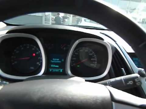 2011 Chevrolet Equinox San Francisco Daily City Pacifica San Bruno Colma CA P9718