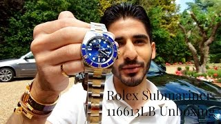 getlinkyoutube.com-Rolex Unboxing!