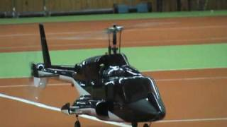 getlinkyoutube.com-RC Airwolf T-Rex600