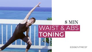 getlinkyoutube.com-Essentrics Mini Waist and Abs Toning