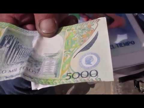 Carlos Rodriguez en: Secretos de los billetes 1000 2000  5000 y el bazuco electrónico