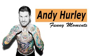 Andy Hurley Funny Moments
