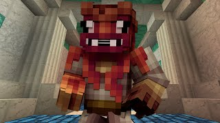 Minecraft Adventure - FISH PEOPLE!? #9