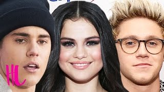 getlinkyoutube.com-Justin Bieber Reacts To Selena Gomez Make Out With Niall Horan In Public