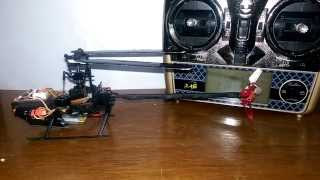 Adjusting the V977 Pitch range