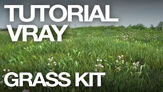 getlinkyoutube.com-C4D Quicktips - Pasto con Grass Kit