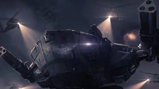 getlinkyoutube.com-Walking War Robots - Trailer