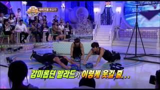 getlinkyoutube.com-[100922] Jinwoon,Changmin (2AM) & Kikwang (BEAST) - Can't Let You Go Even If I Die + Shock