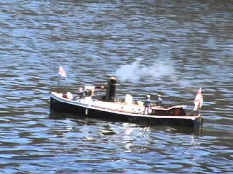 czech steam boat model meeting