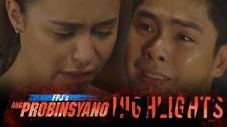 FPJ's Ang Probinsyano: Cardo Begs Alyana For Reconciliation