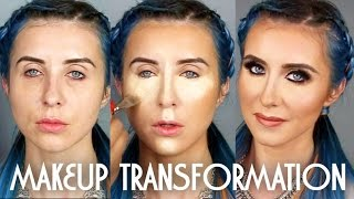 Makeup Transformation with Norvina | PatrickStarrr