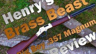 getlinkyoutube.com-Henry Big Boy .357 Magnum Review - Guns.com