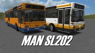 getlinkyoutube.com-OMSI - MAN SL202