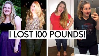 getlinkyoutube.com-VSG Surgery Update   I Lost 100 Pounds! Hair Loss, Frustrations & More