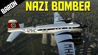 getlinkyoutube.com-NAZI BOMBER IS 2 OP! - War Thunder