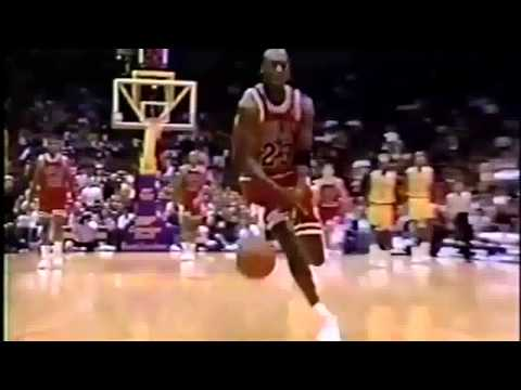 Chicago Bulls at Los Angeles Lakers | 11/20/92 | Michael Jordan 54 Points | HD