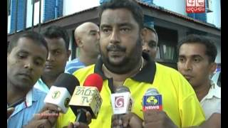 Better to be inside jail with my supporters - Nishantha