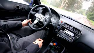 getlinkyoutube.com-WATCH ME!!! (2/4) How To Drive in Traffic - Manual (stick shift) INTERACTIVE LESSON
